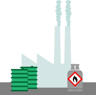 Picto Equipements services pétroliers